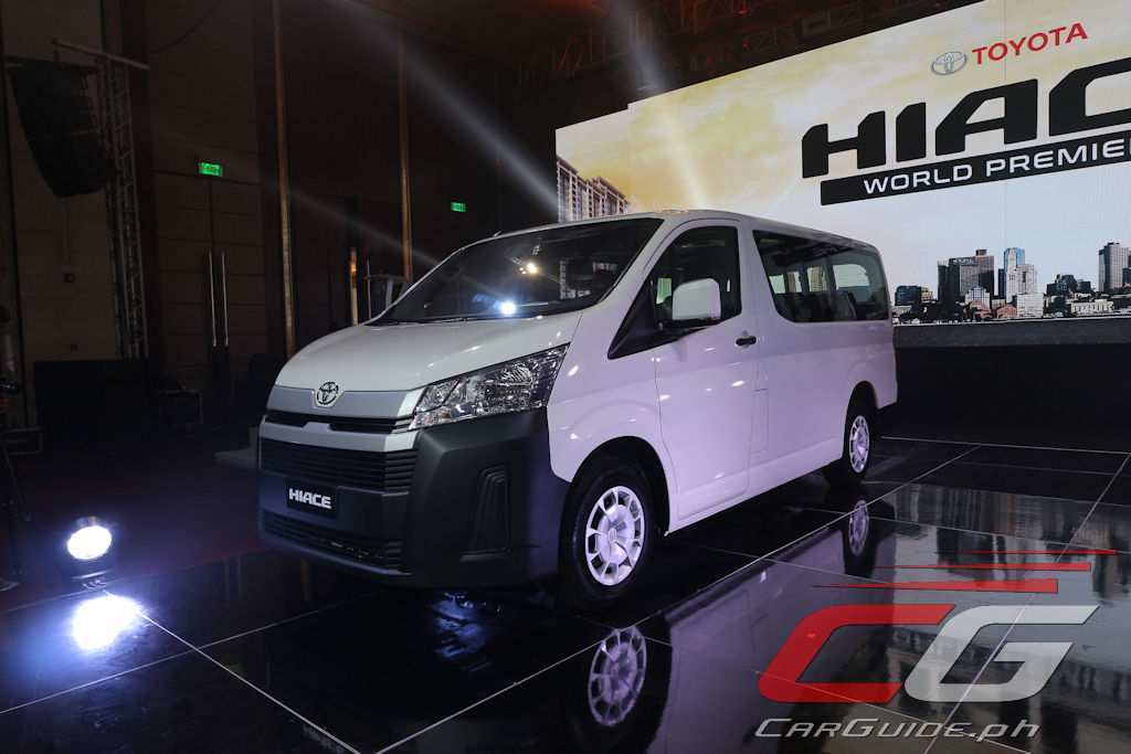 59 Best Review Toyota Hiace 2020 Price and Review with Toyota Hiace 2020
