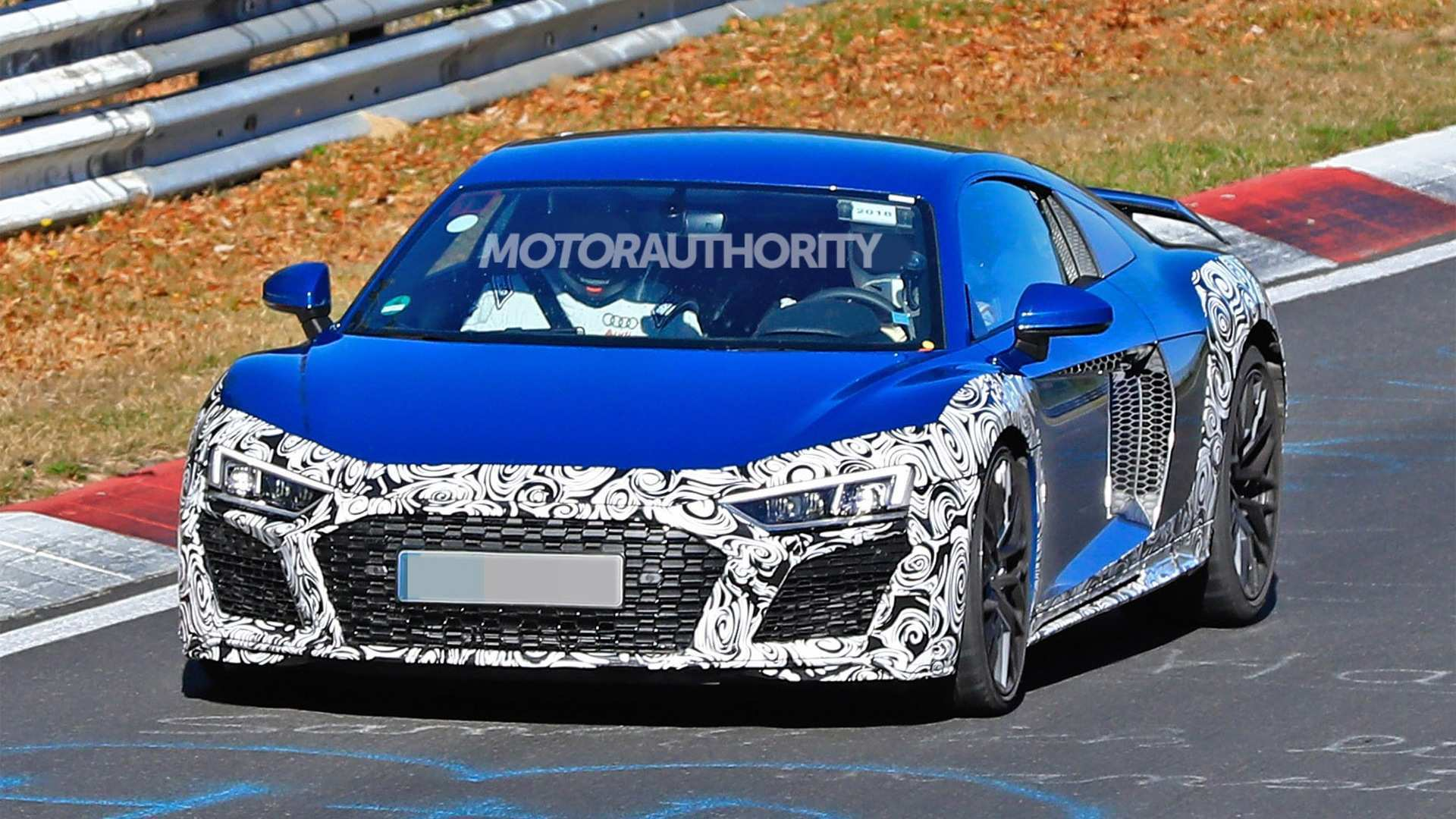 59 Concept of 2020 Audi R8 New Concept by 2020 Audi R8