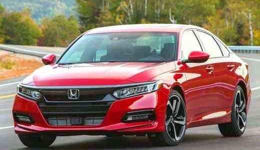 59 Concept of 2020 Honda Accord Coupe Sedan Redesign and Concept with 2020 Honda Accord Coupe Sedan