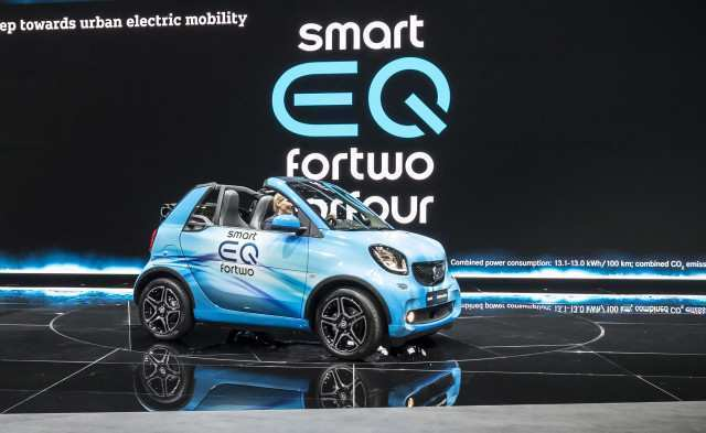 59 Concept of 2020 Smart Fortwo Redesign by 2020 Smart Fortwo