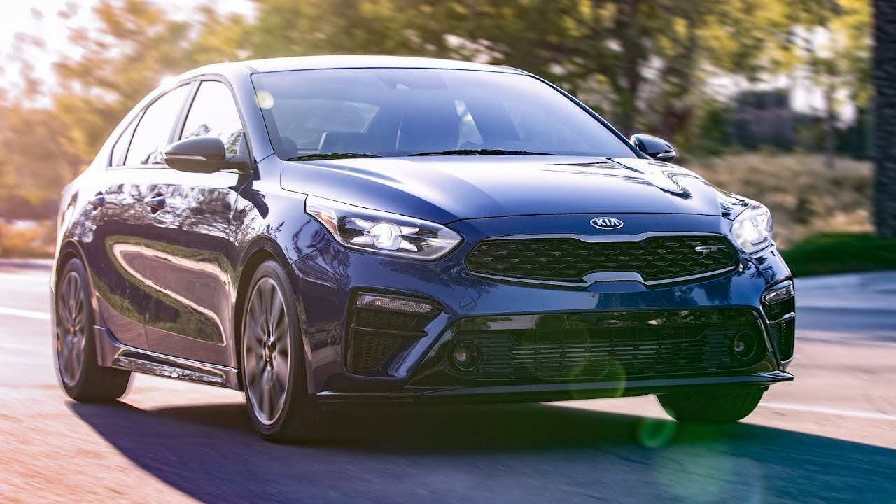 59 Concept of Kia Forte 2020 Exterior Release Date with Kia Forte 2020 Exterior