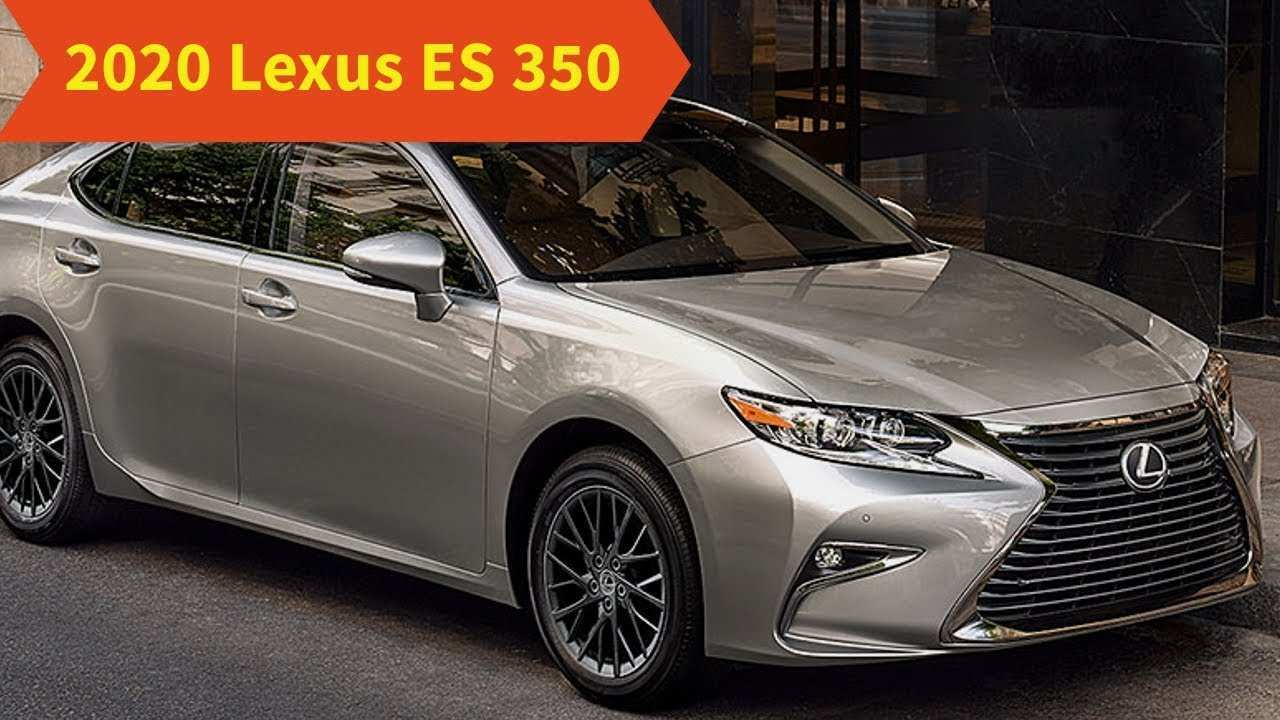 59 Concept of Lexus Es 2020 Exterior Images with Lexus Es 2020 Exterior