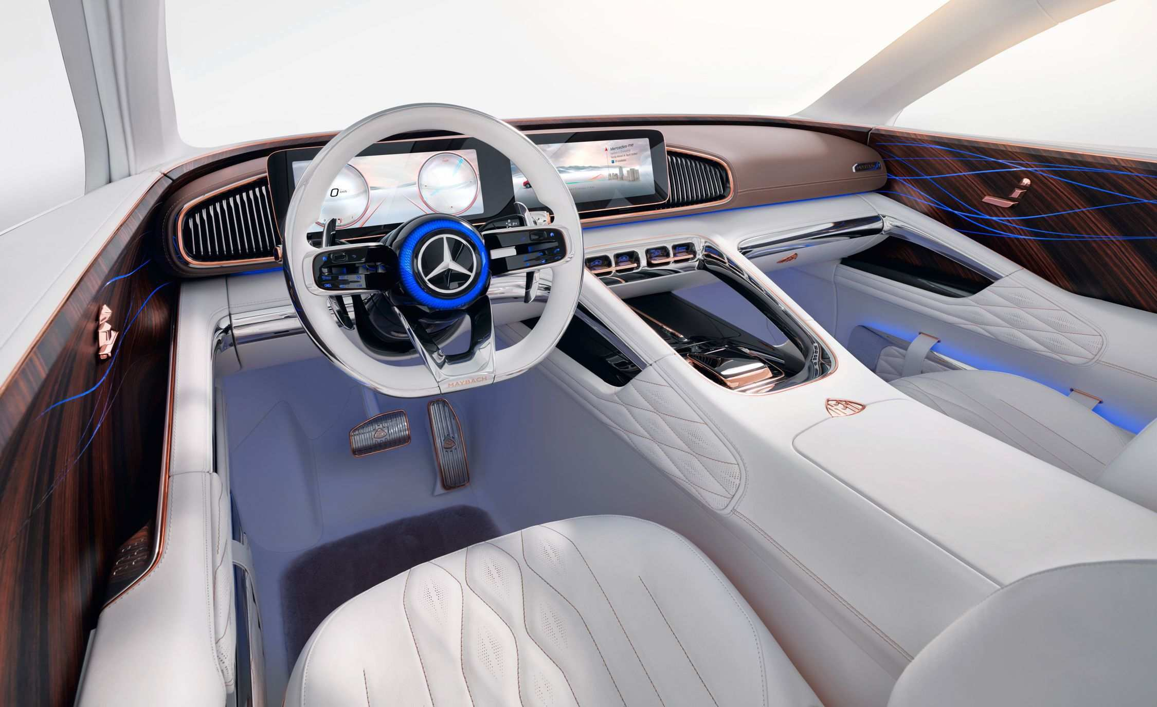 59 Concept of Mercedes 2020 Maybach Exterior for Mercedes 2020 Maybach