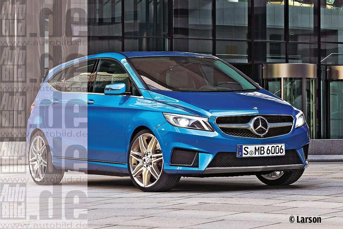 59 Concept of Mercedes B Klasse 2020 Speed Test by Mercedes B Klasse 2020