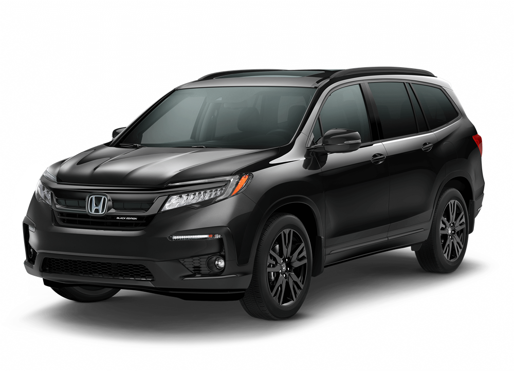 59 Gallery of 2020 Honda Pilot Black Edition Review with 2020 Honda Pilot Black Edition