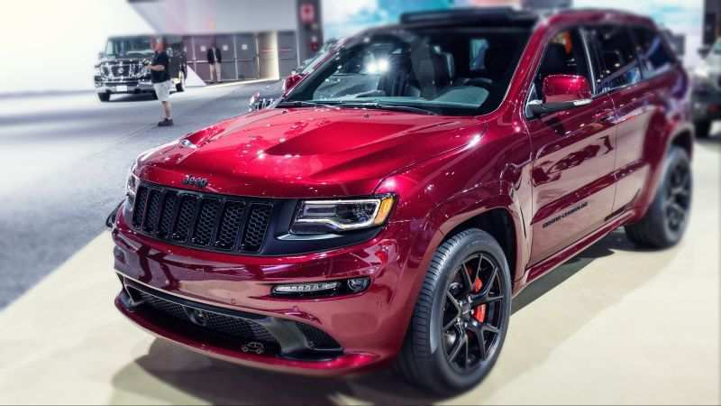 59 Gallery of 2020 Jeep Grand Cherokee Srt8 Redesign with 2020 Jeep Grand Cherokee Srt8
