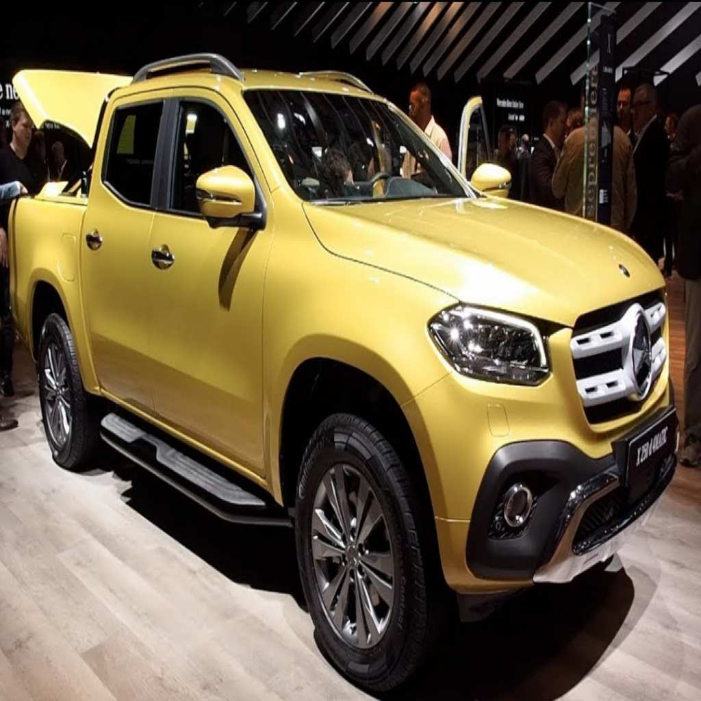 59 Gallery of 2020 Mercedes Truck Exterior History for 2020 Mercedes Truck Exterior