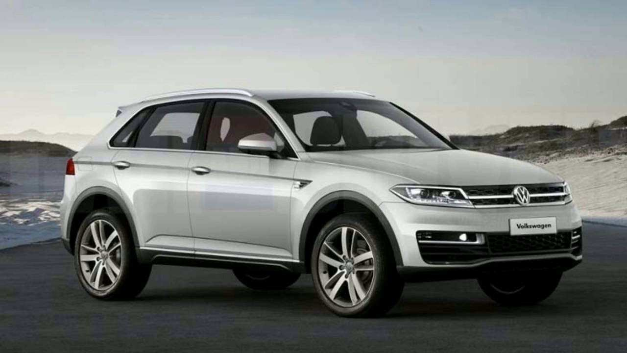59 Gallery of 2020 VW Tiguan New Concept by 2020 VW Tiguan