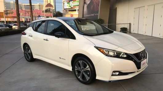 59 Gallery of Nissan Leaf 2020 Range Pricing for Nissan Leaf 2020 Range