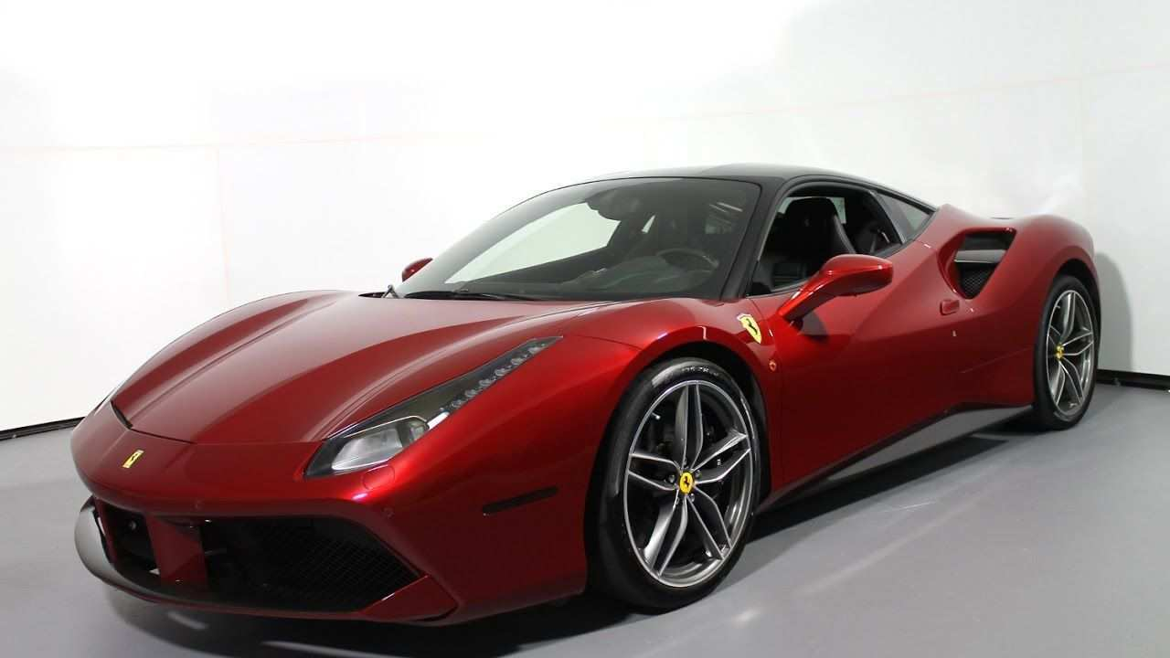 59 Great 2020 Ferrari 488 Spider Exterior New Review by 2020 Ferrari 488 Spider Exterior