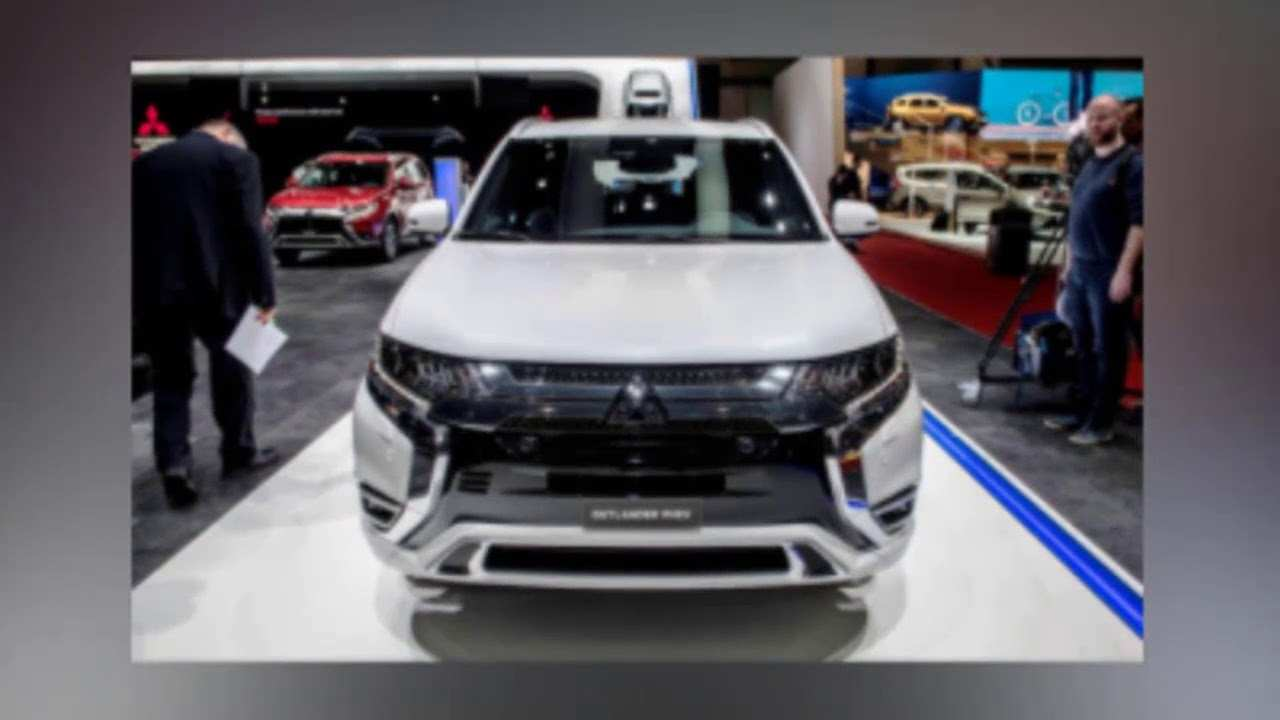 59 Great 2020 Mitsubishi Outlander Release with 2020 Mitsubishi Outlander