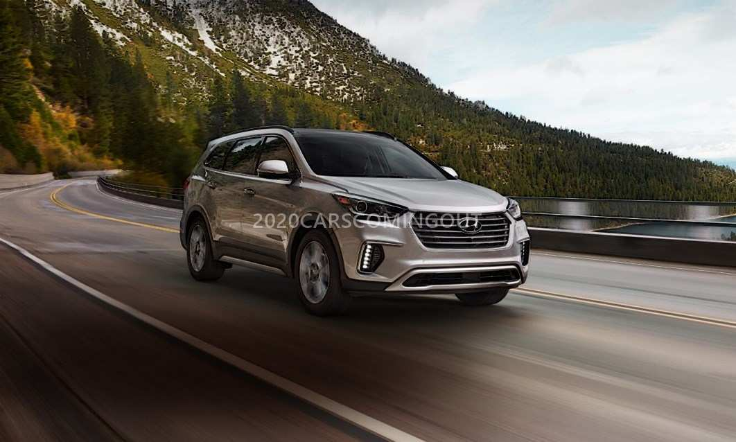 59 Great 2020 Santa Fe Sports Exterior for 2020 Santa Fe Sports