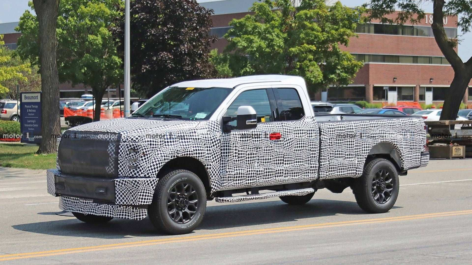 59 Great 2020 Spy Shots Ford F350 Diesel Exterior and Interior for 2020 Spy Shots Ford F350 Diesel