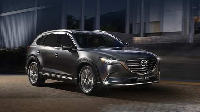 59 Great Mazda X9 2020 Exterior with Mazda X9 2020