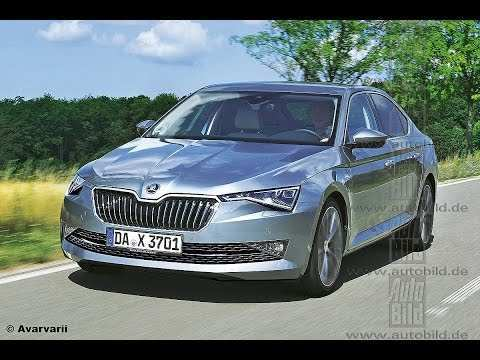 59 Great Spy Shots 2020 Skoda Superb Exterior by Spy Shots 2020 Skoda Superb
