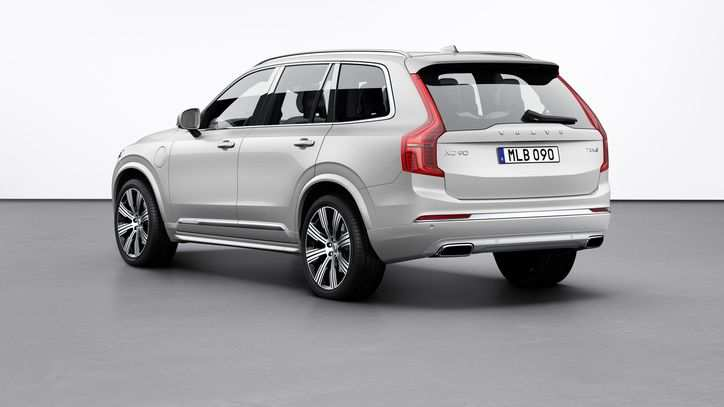 59 Great Volvo Phev 2020 Release Date with Volvo Phev 2020