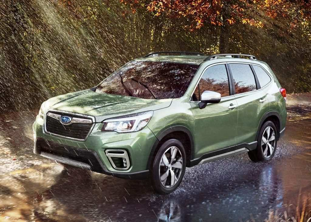 59 New 2018 Vs 2020 Subaru Forester Style for 2018 Vs 2020 Subaru Forester