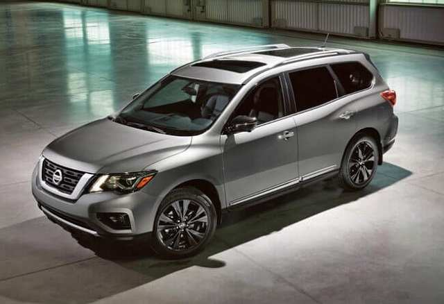 59 New 2020 Nissan Pathfinder New Concept Picture for 2020 Nissan Pathfinder New Concept