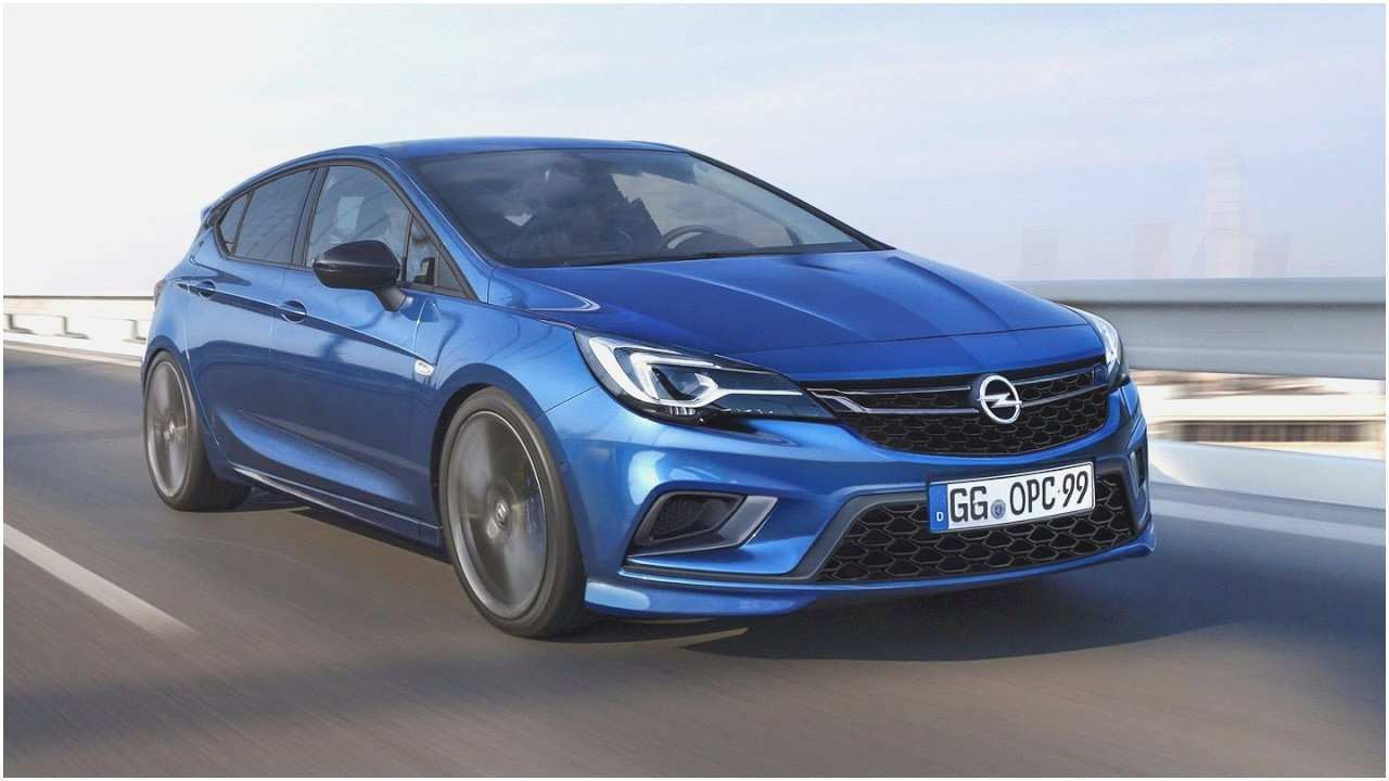59 New 2020 Opel Astra 2018 Spesification with 2020 Opel Astra 2018