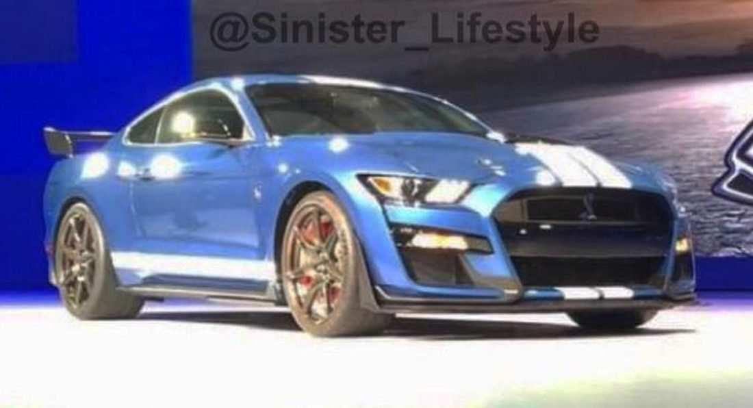 59 New 2020 The Spy Shots Ford Mustang Svt Gt 500 Rumors by 2020 The Spy Shots Ford Mustang Svt Gt 500