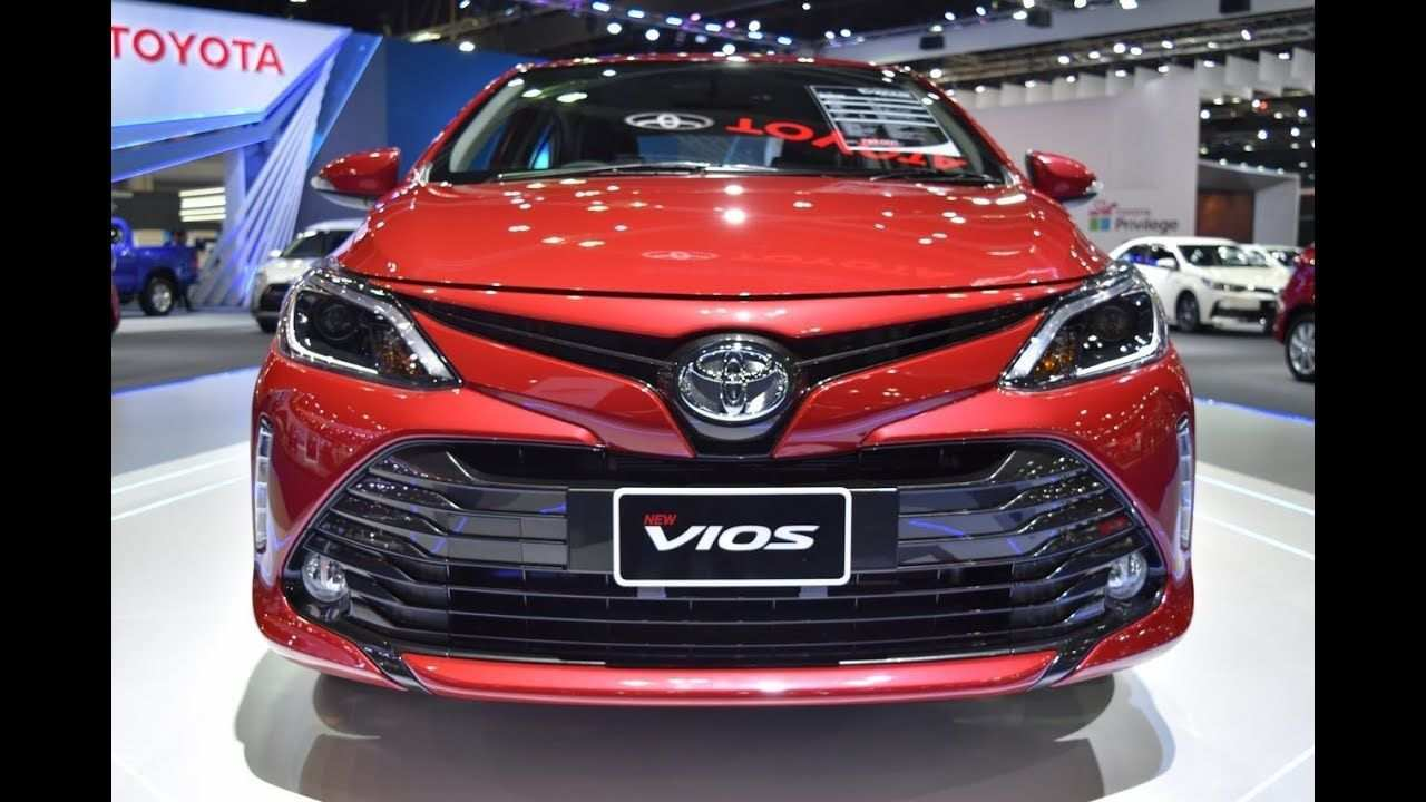 59 New Toyota 2020 Vios Picture for Toyota 2020 Vios