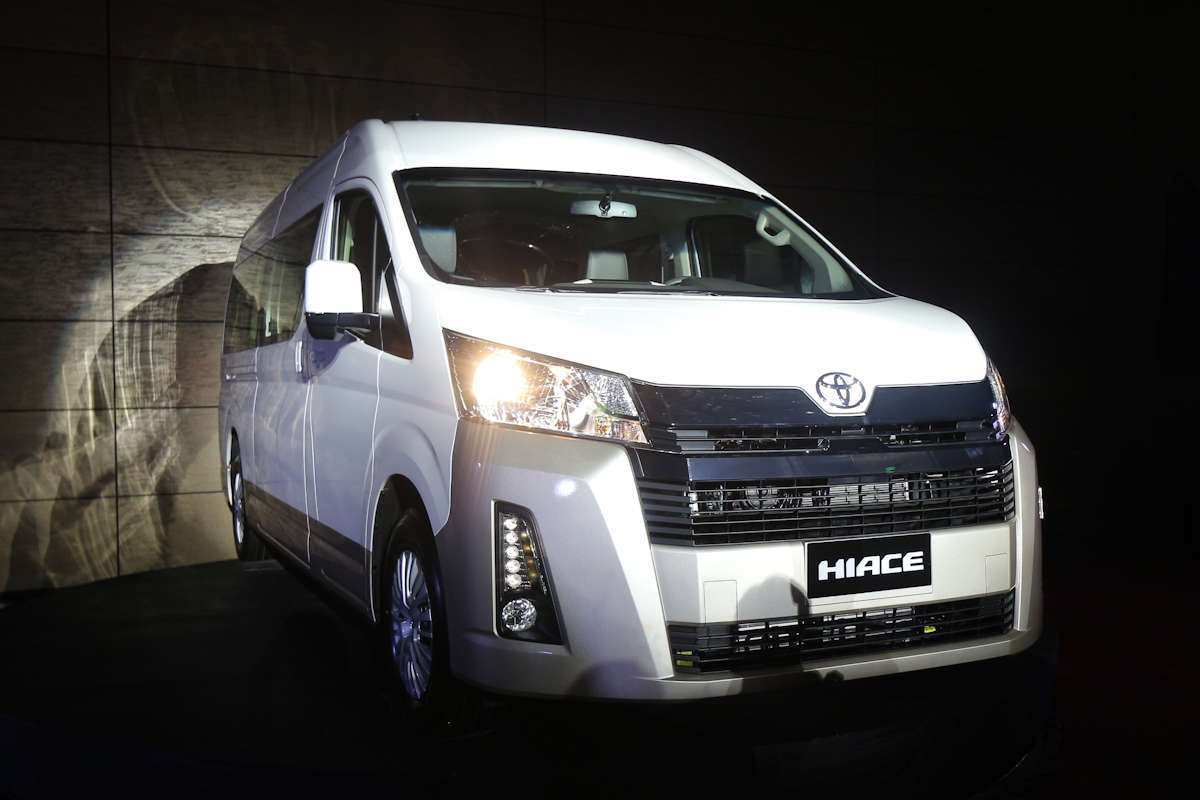 59 New Toyota Hiace 2020 Style for Toyota Hiace 2020