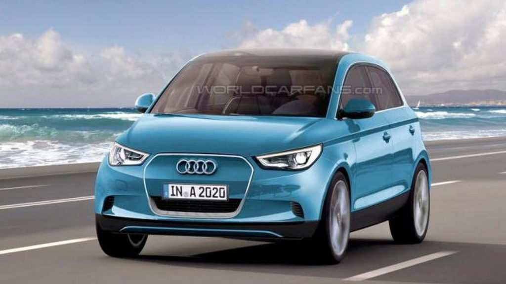 59 The 2020 Audi A2 2018 Overview for 2020 Audi A2 2018
