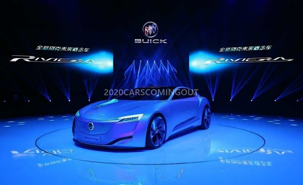 59 The 2020 Buick Riviera Redesign with 2020 Buick Riviera