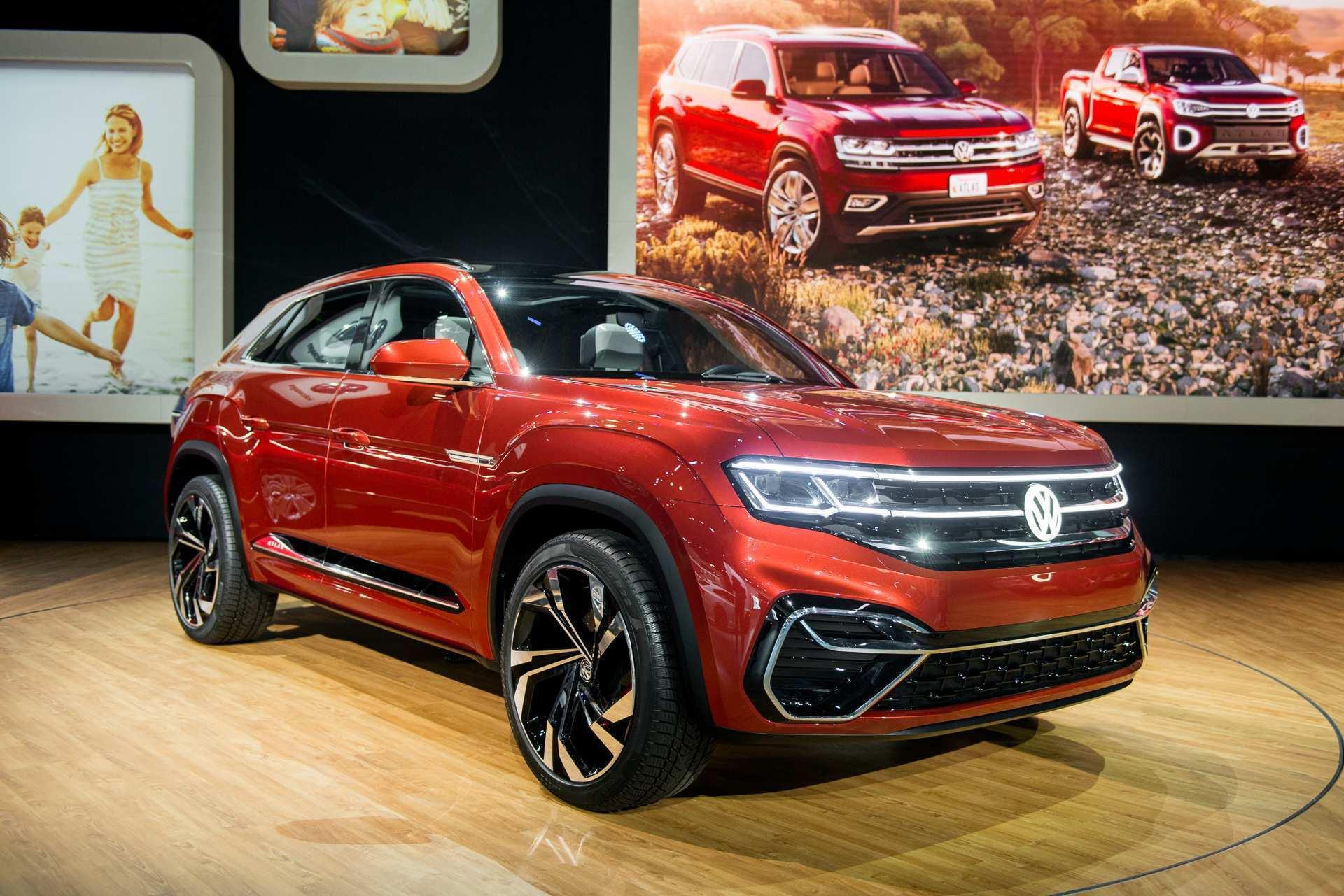 59 The 2020 VW Tiguan Concept by 2020 VW Tiguan