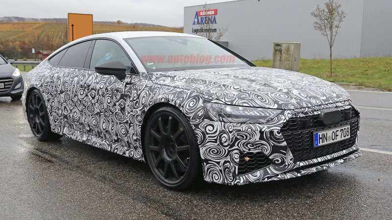 60 All New 2020 Audi S7 Exterior with 2020 Audi S7