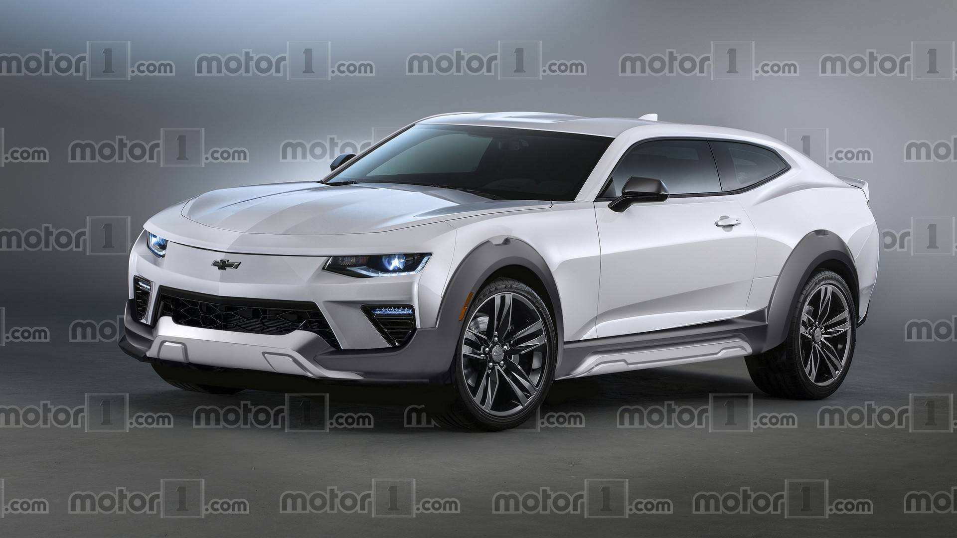 60 All New 2020 Chevrolet Camaro Redesign by 2020 Chevrolet Camaro