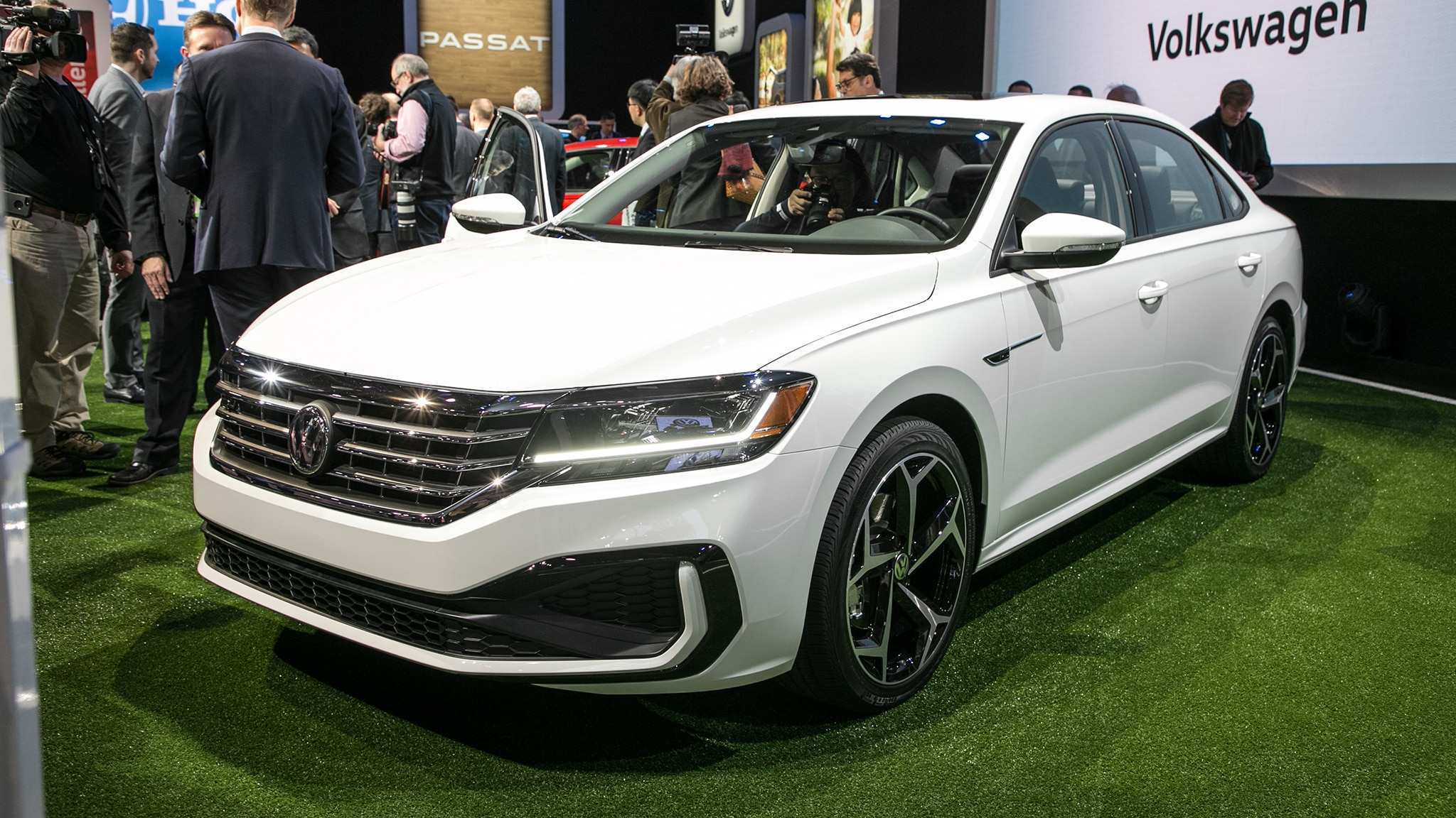 60 All New 2020 VW Passat Gt Redesign and Concept by 2020 VW Passat Gt