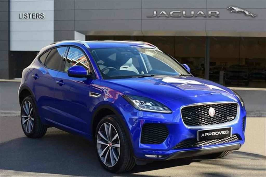 60 Best Review 2020 Jaguar E Pace New Concept Overview for 2020 Jaguar E Pace New Concept