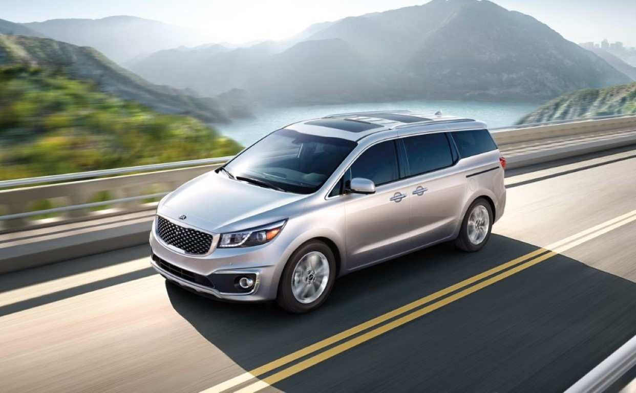 60 Best Review 2020 Kia Carnival 2018 Spy Shoot with 2020 Kia Carnival 2018
