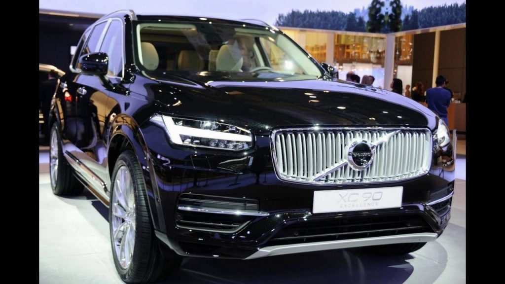 60 Best Review 2020 Volvo Xc90 New Concept Spesification by 2020 Volvo Xc90 New Concept