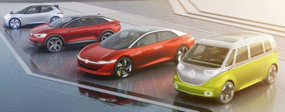60 Best Review Volkswagen New Conceptljahr 2020 First Drive by Volkswagen New Conceptljahr 2020