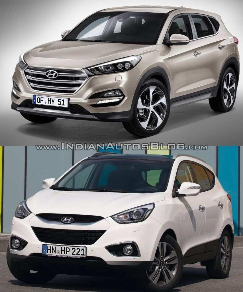 60 Concept of 2020 Hyundai Ix35 2018 Redesign and Concept by 2020 Hyundai Ix35 2018