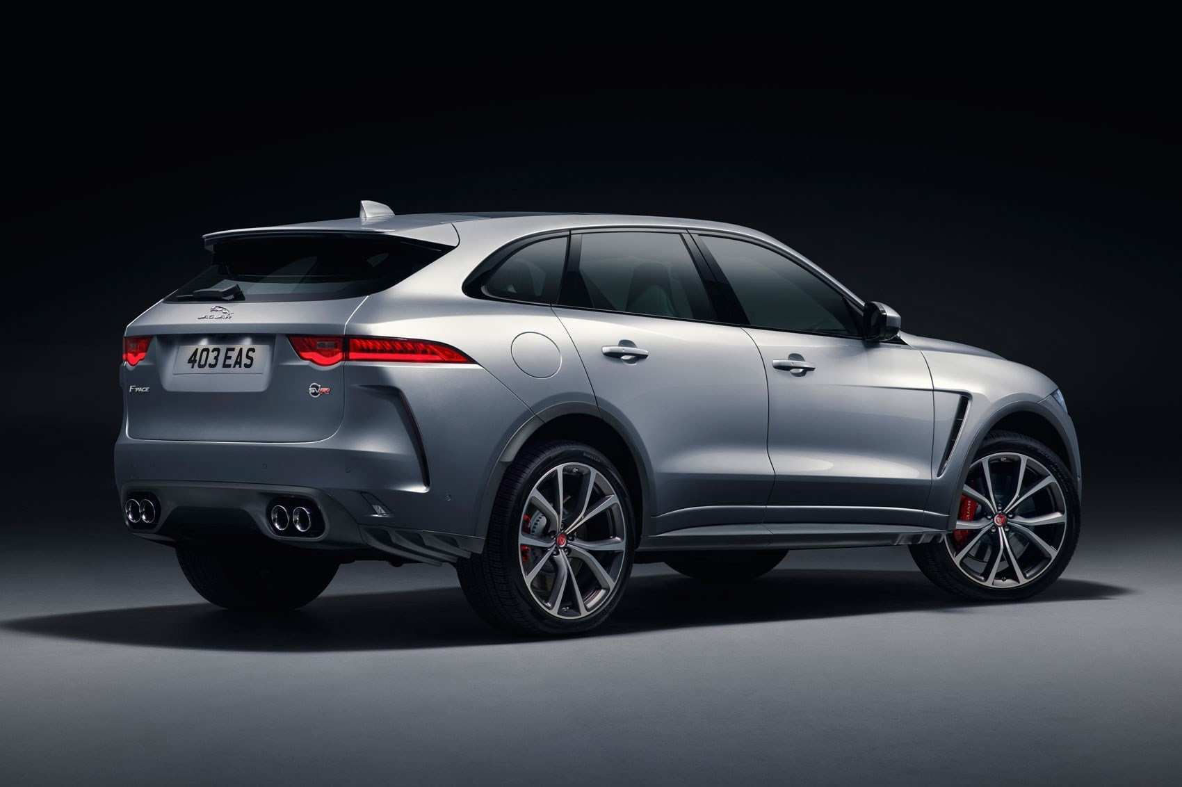 60 Concept of 2020 Jaguar F Pace Svr Exterior First Drive for 2020 Jaguar F Pace Svr Exterior