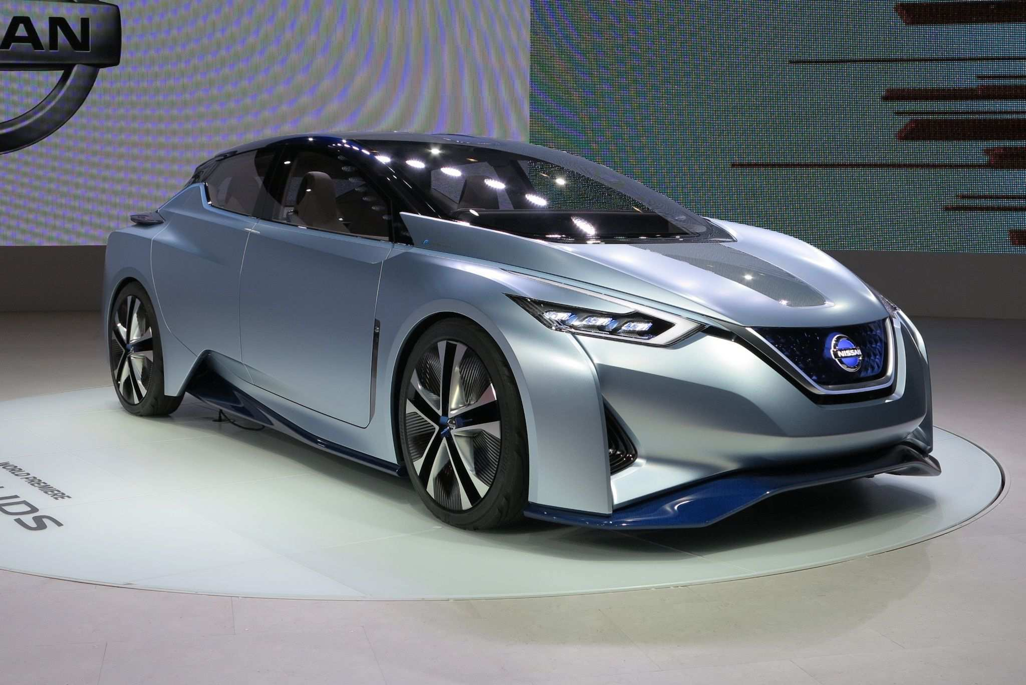 60 Concept of 2020 Nissan Leaf Exterior New Concept by 2020 Nissan Leaf Exterior