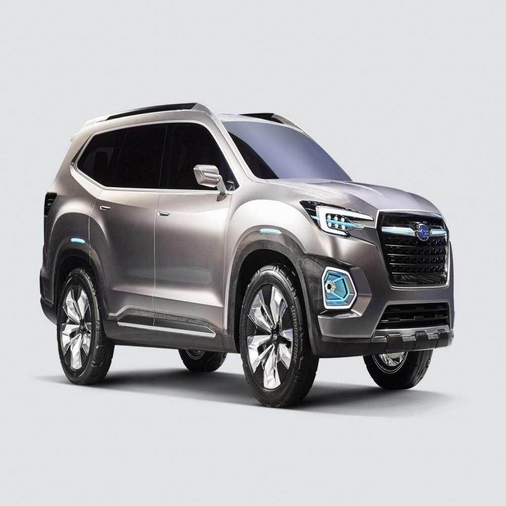60 Concept of 2020 Subaru Ascent GVWr Photos for 2020 Subaru Ascent GVWr