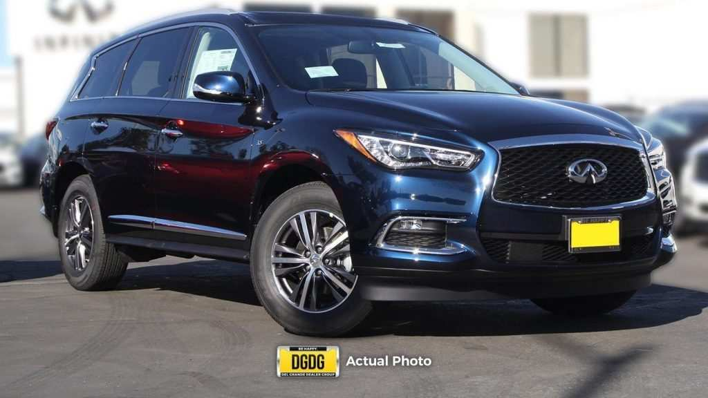 2019 Infiniti Qx60 2019 Infiniti Qx60 Redesign And Price 2019 2020