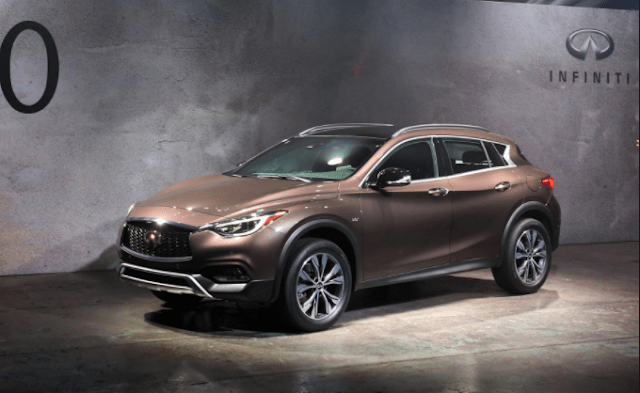 60 Gallery of 2020 Infiniti Qx30 Dimensions Pricing for 2020 Infiniti Qx30 Dimensions