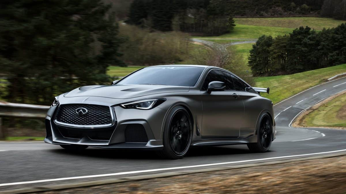 60 Gallery of 2020 Infiniti Red Sport Reviews with 2020 Infiniti Red Sport