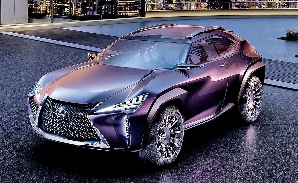 60 Gallery of 2020 Lexus Truck Concept by 2020 Lexus Truck