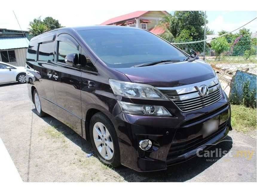 60 Gallery of Toyota Vellfire 2020 Picture by Toyota Vellfire 2020