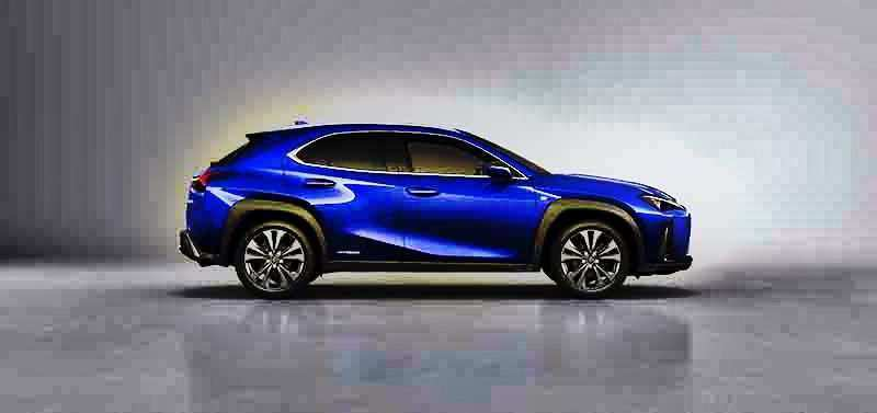 60 Great 2020 Lexus Ux Exterior History for 2020 Lexus Ux Exterior