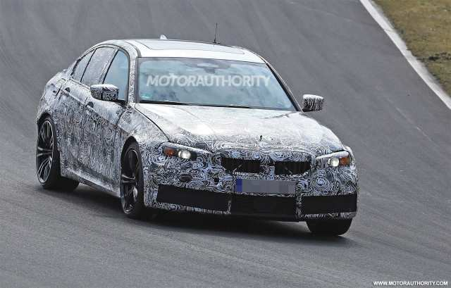 60 Great 2020 Spy Shots BMW 3 Series Performance and New Engine with 2020 Spy Shots BMW 3 Series
