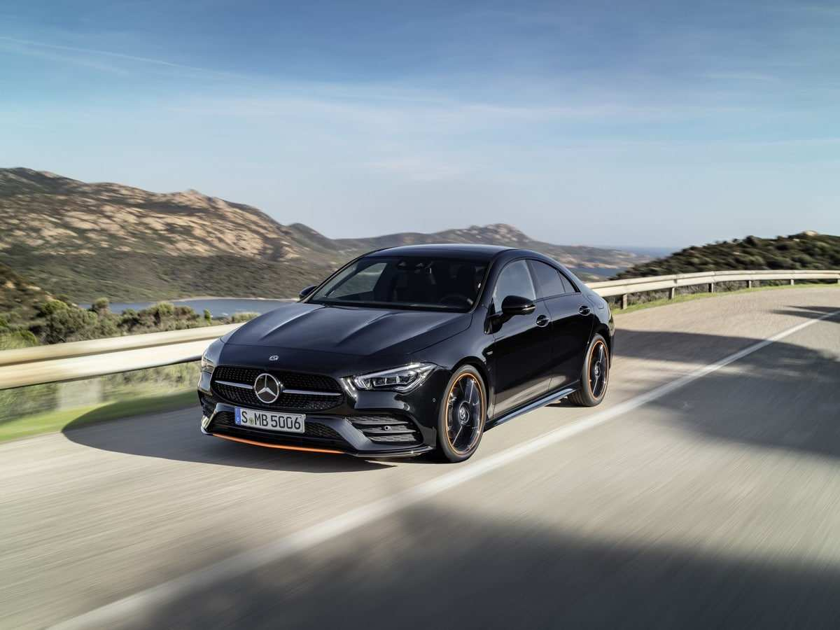 60 Great Mercedes New Cla 2020 Pictures for Mercedes New Cla 2020