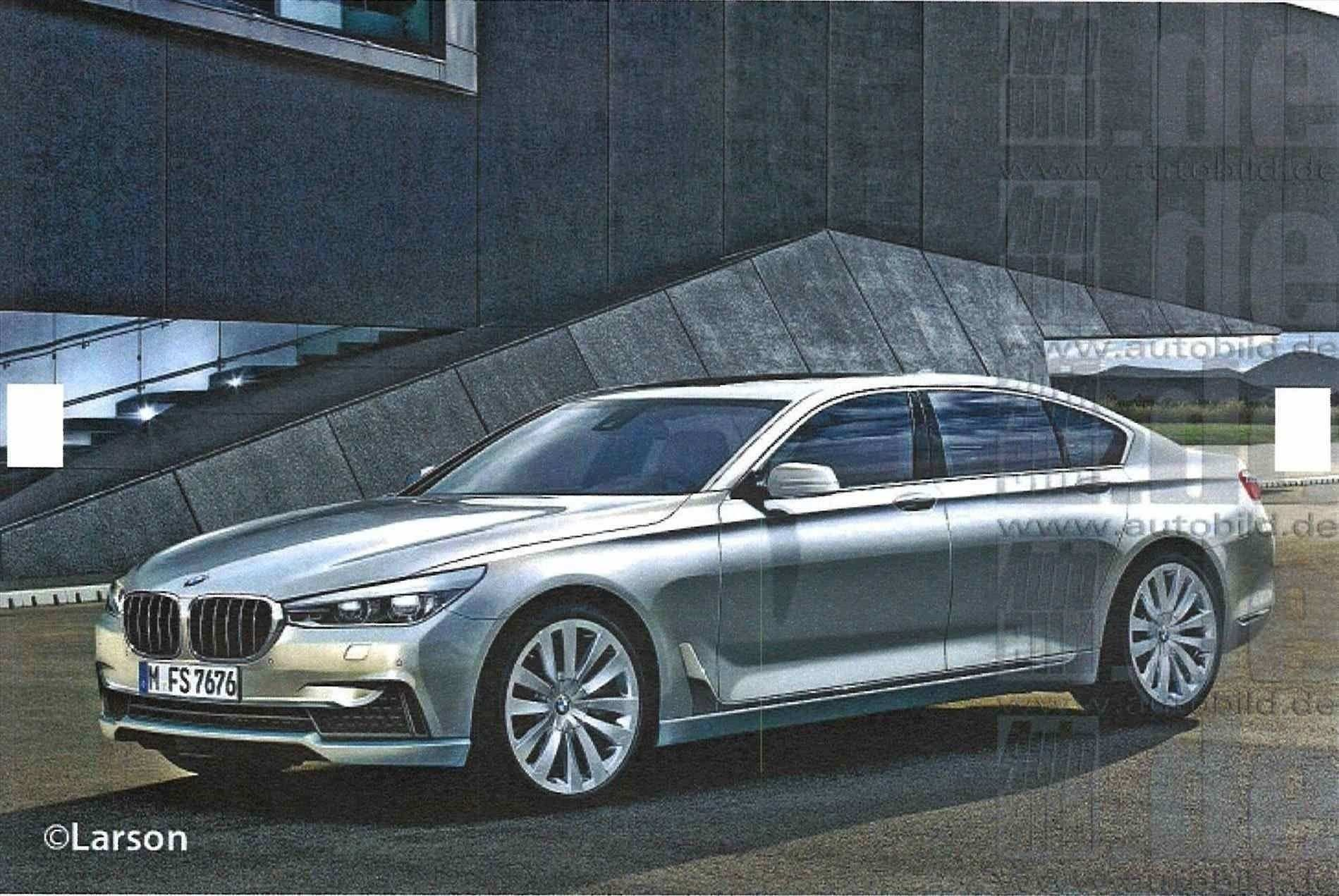 60 New 2020 BMW 7 Series Perfection New History with 2020 BMW 7 Series Perfection New
