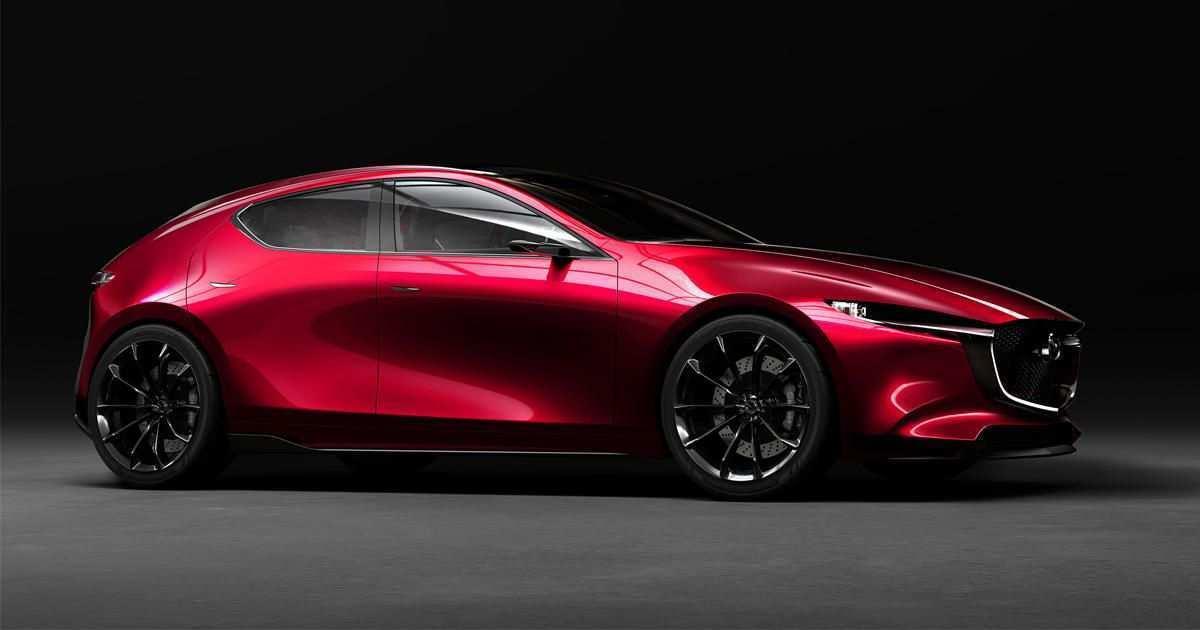 60 New Mazda Kai 2020 Interior with Mazda Kai 2020